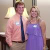 Scholarship Nominees, Ben Taylor and Maddie McAlister.